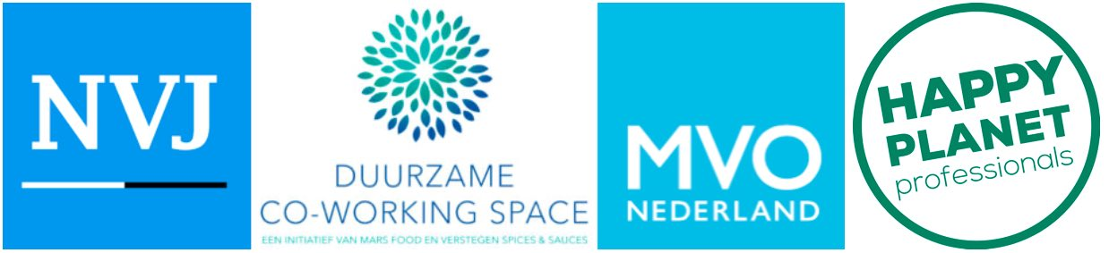 NVJ duurzame co-working MVO Happy Planet Professionals